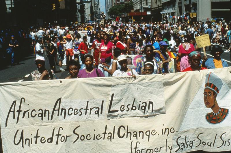 Rencontre lesbienne new york