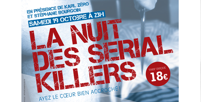 La Nuit des Serial Killers
