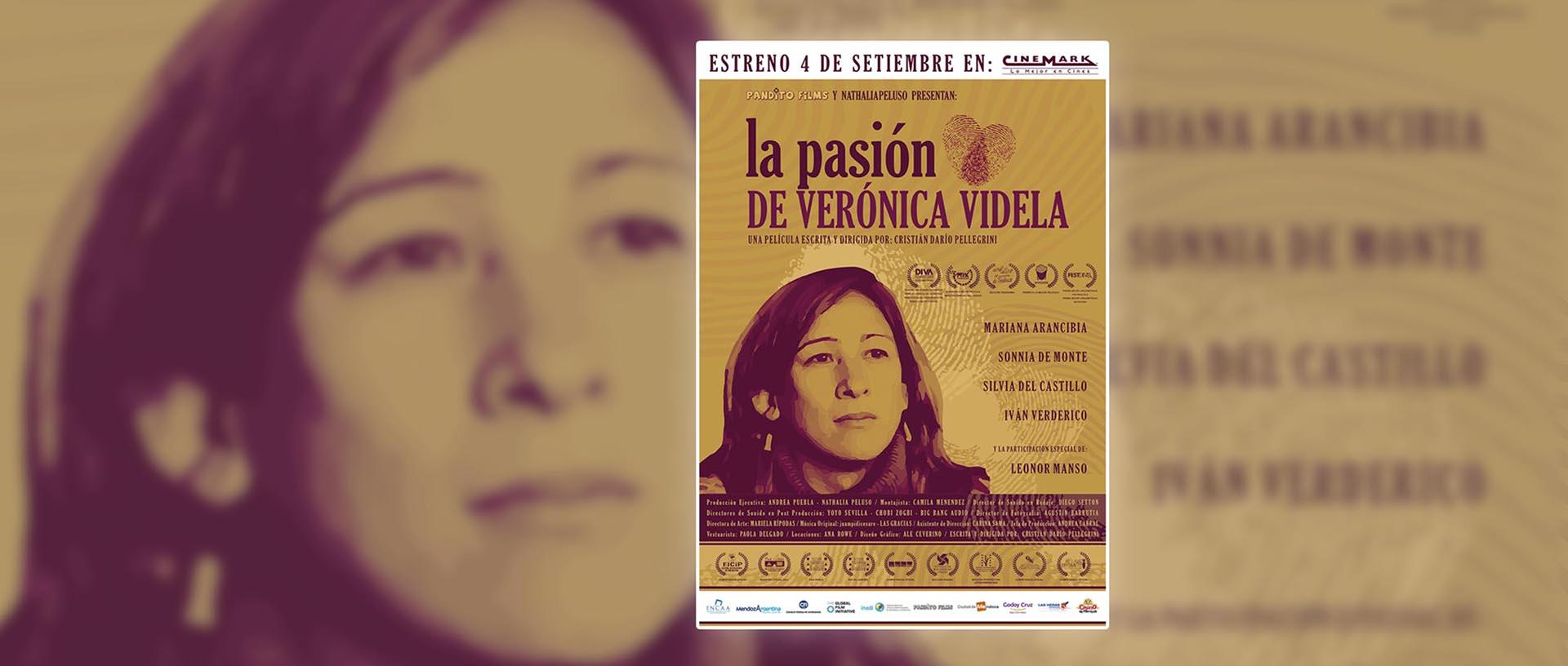 La Passion de Véronica Videla